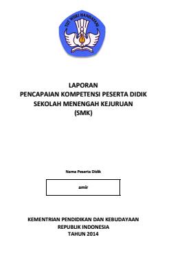 Download Aplikasi Raport Sma Kurikulum 2013 Gratis : download, aplikasi, raport, kurikulum, gratis, Aplikasi, Raport, Revisi, Sekolah