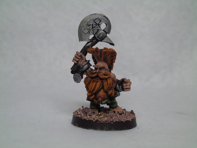Age of sigmar dwarf slayer