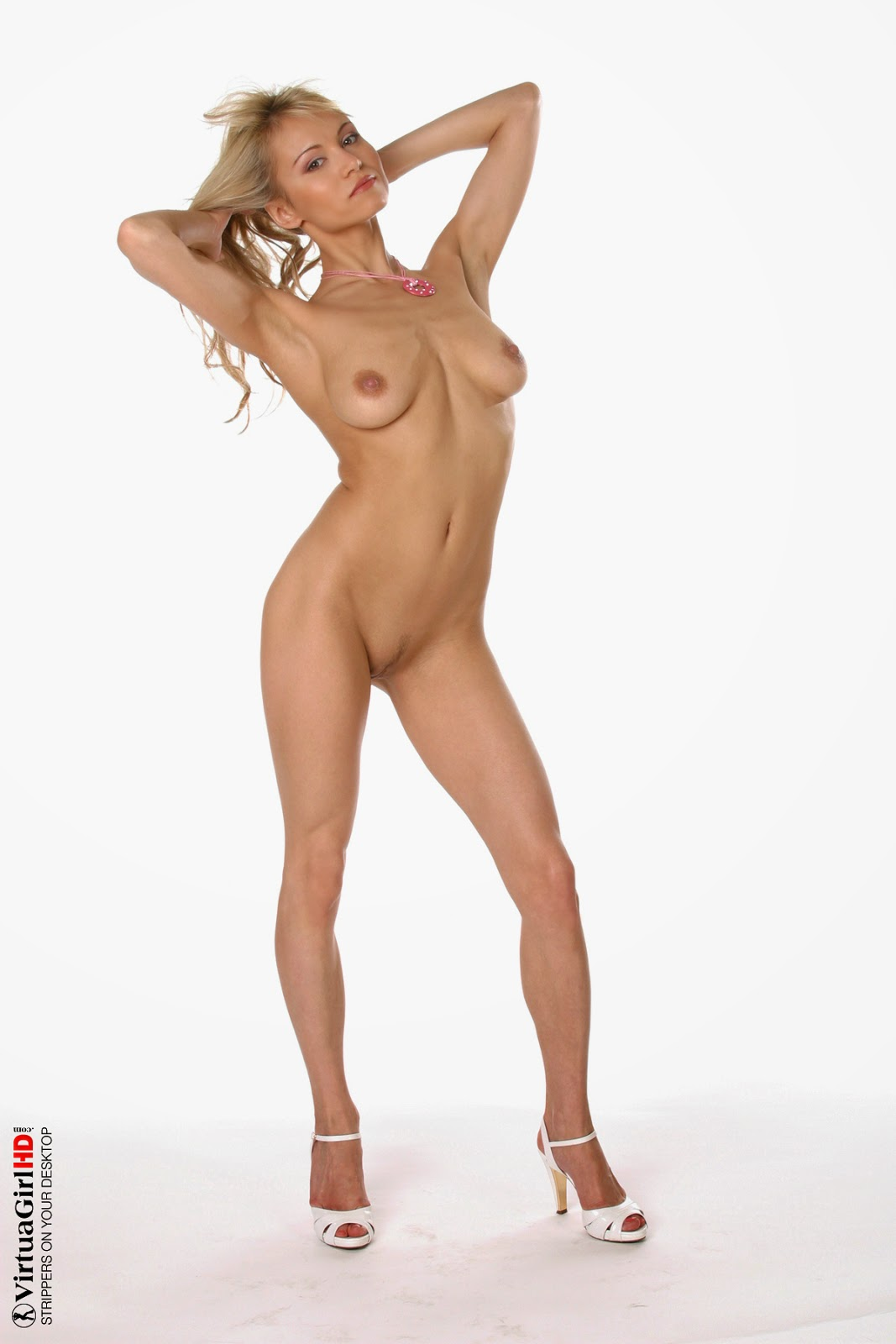 naked girl in video