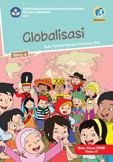 Tema 4 Buku Siswa Kelas 6-VI Kurikulum 2013 Revisi 2018