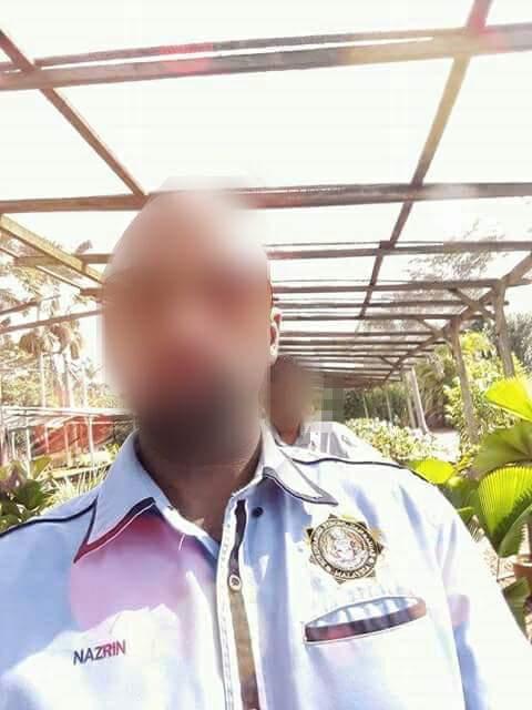 Anggota SPRM Dera Isteri Akhirnya Ditahan Polis