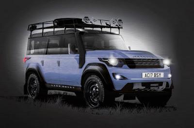 2019 Defender Land Rover, prix, photos et date de sortie