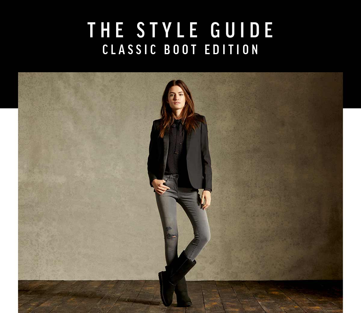 UGG Classic Boot Style Guide 2015