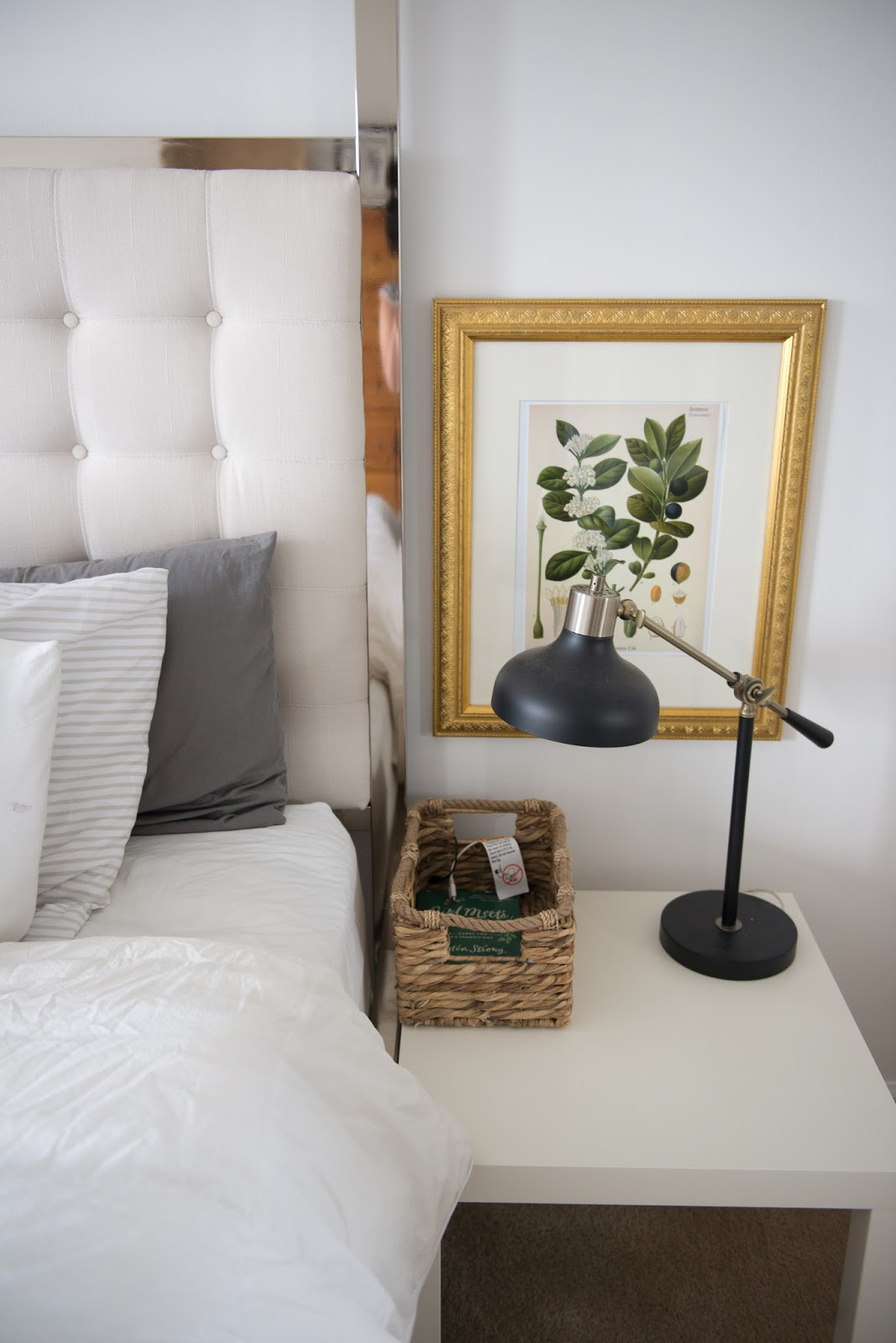 Domestic Fashionista One Room At A Time Our Master Bedroom