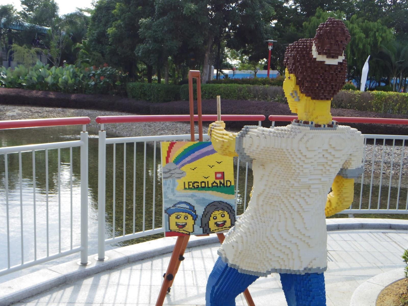 Ke Legoland Malaysia Dari Singapura Travel With Emil Tiket Fisik Garden By The Bay Anak Titip Di Hotel Singapore