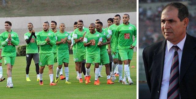 الزاكي يبدي استعداده لتدريب المنتخب الجزائري