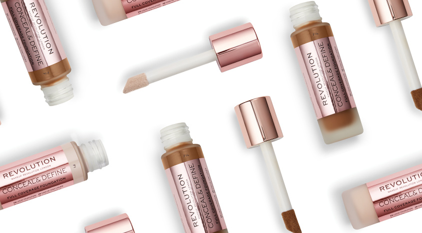 Offering lightweight yet buildable coverage in 24 skin-true shades, this versatile foundation is ...