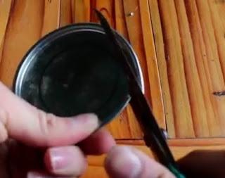 Trik Membuka Gembok Hitam / Kuningan dengan Kaleng Bekas