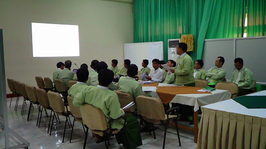 Technical Meeting of REDD+ Core Unit members held on 1st August, 2014