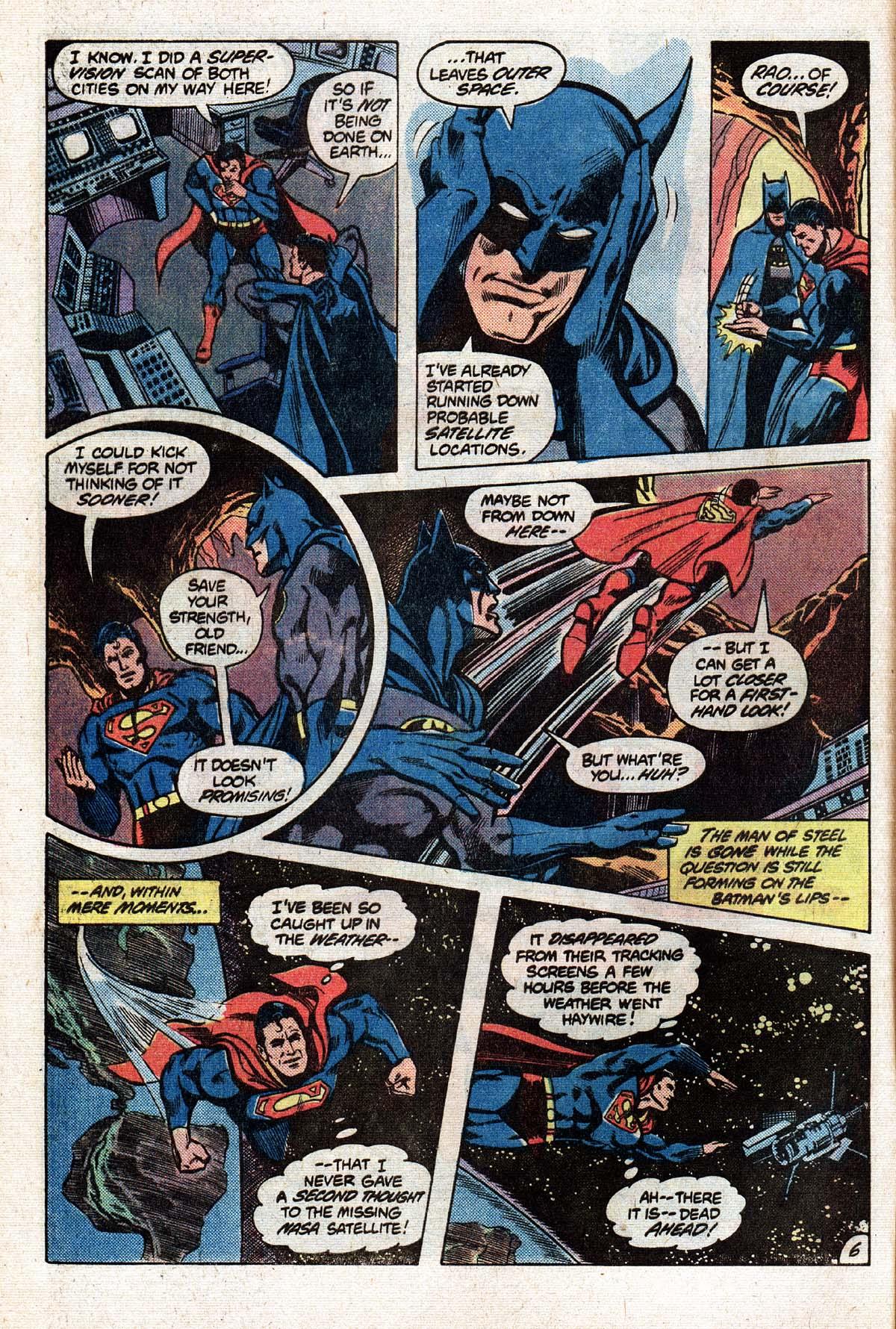 Read online World's Finest Comics comic -  Issue #275 - 8