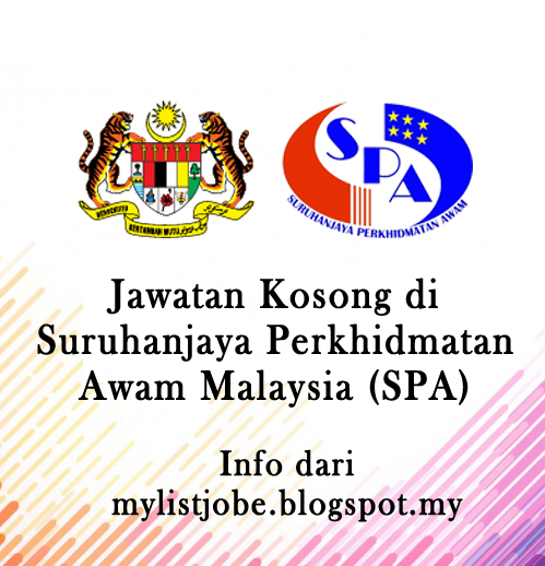 104 Kekosongan Jawatan Kosong Terkini Di Suruhanjaya Perkhidmatan Awam Spa8 Dan Kerajaan Malaysia 11 September 2016 Appjawatan Malaysia