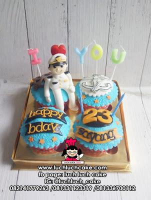 Cupcake Angkatan Laut