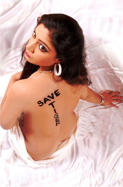 Kavita Radheshyam Half Nude Images  Tamil Movie Posters -4680