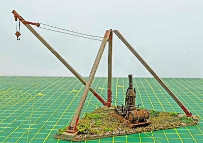 The Steam Derrick