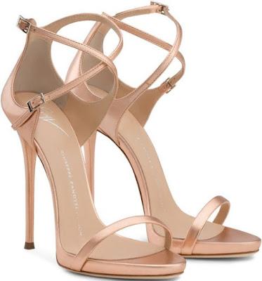 Lovely stiletto high heels