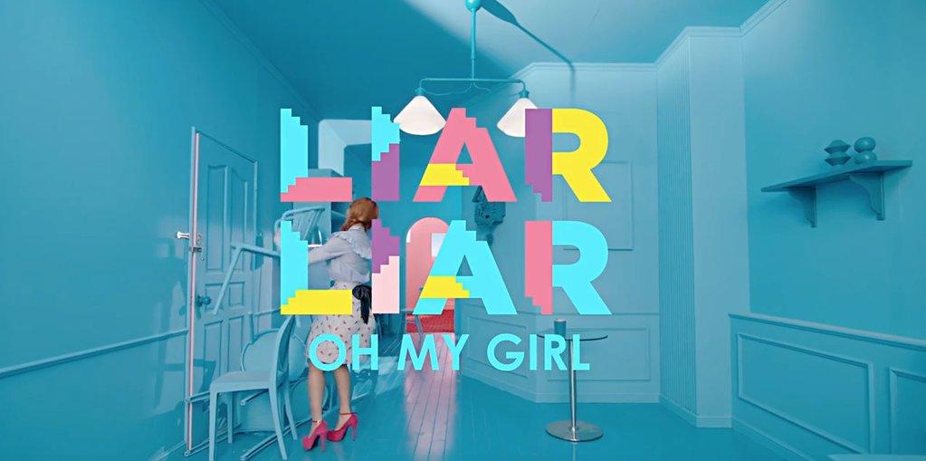 Oh my girl liar liar mp3
