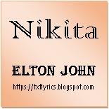 Nikita | Elton John