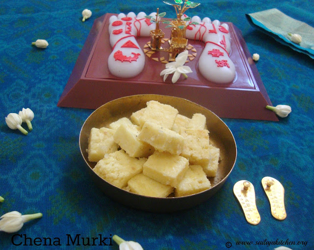 images of Chena Murki Recipe / Chhenna Murki Recipe / Chenna Murki Recipe / An Easy Bengali Sweet With Paneer