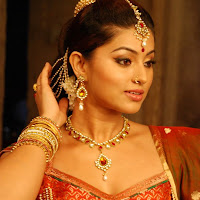gorgeous ornamental Sneha in ethnic Indian dress latest hot n spicy gallerie