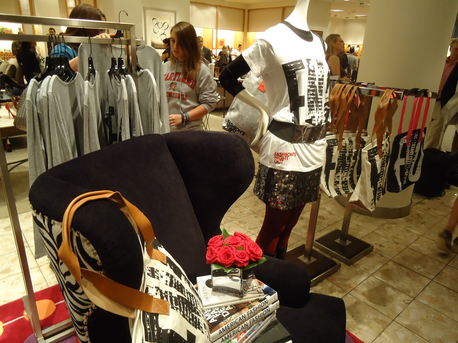 Fashion NIght Out, Neiman Marcus, Dallas