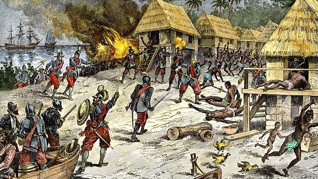Conquista e Administração Colonial Espanhola