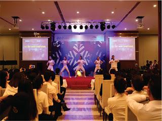 Tổ chức sự kiện Bình Định