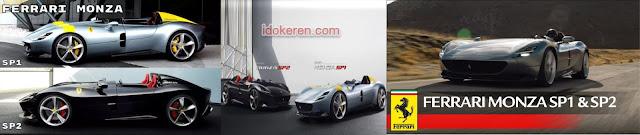Ferrari monza sp 1 dan sp 2