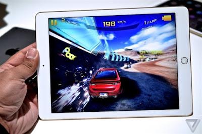 ipad Air 2 là smartphone mơ ước của nhiều tín đồ công nghệ
