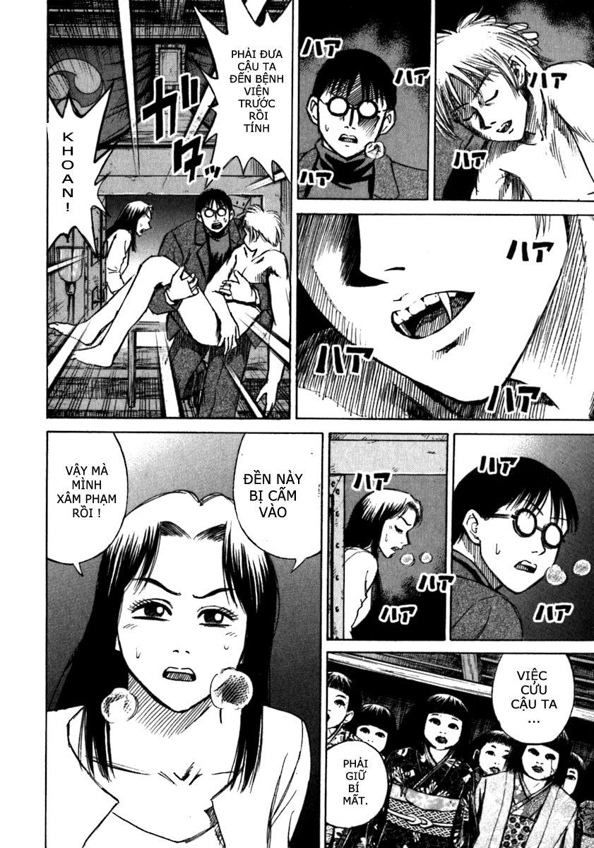 Higanjima chapter 40 trang 6