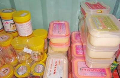 mỹ phẩm giả, hàng trộn, kem trộn, hàng fake, mỹ phẩm nhái, mỹ phẩm fake, mỹ phẩm kém chất lượng