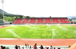 stade de limbe, Cameroun, Nigeria, Tchad