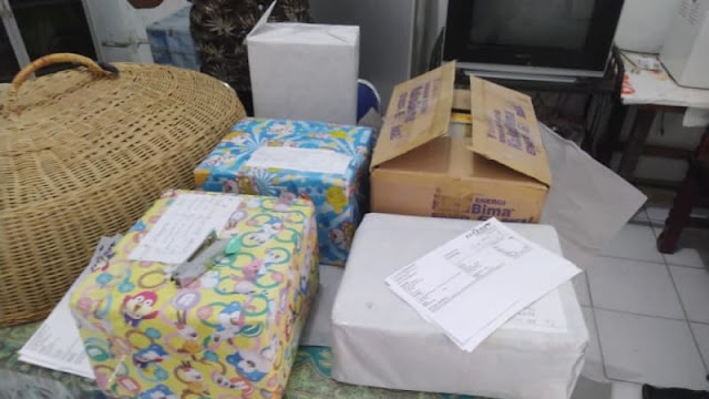 Miris! Kue Pastel dan Risoles Isi Ganja Siap Kirim Ditemukan Polisi, Begini Fakta-Faktanya