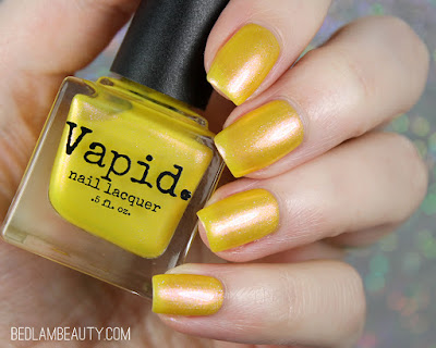 Vapid Lacquer Puppy Pony Picked a Pluck of Prickly Pluffnuggets  | My Little Vapicorn Collection