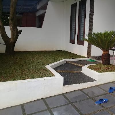 jasa pembuatan taman murah di depok