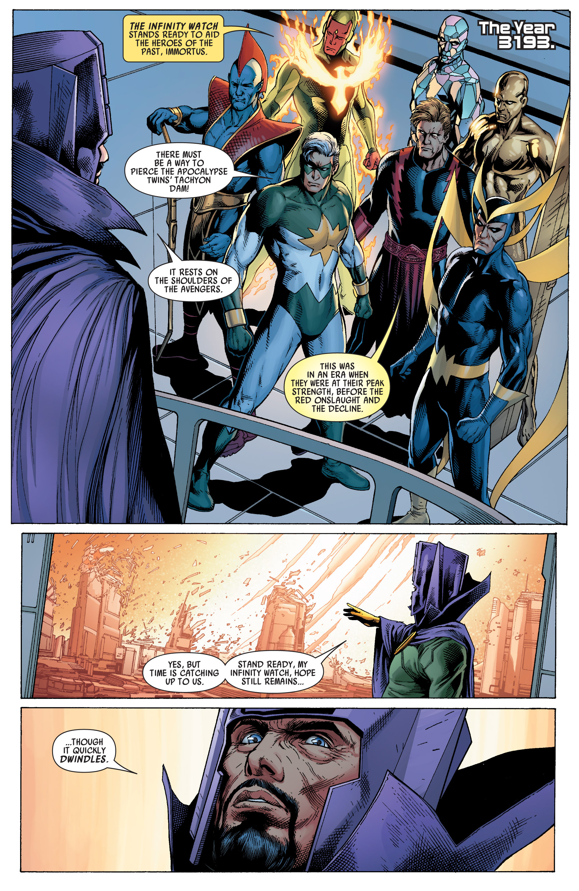 Read online Uncanny Avengers (2012) comic -  Issue #16 - 3