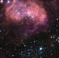 Star Formation Region N11 in the Large Magellanic Cloud