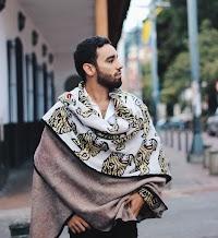 Las Bufandas extra-grandes también son tendencia!