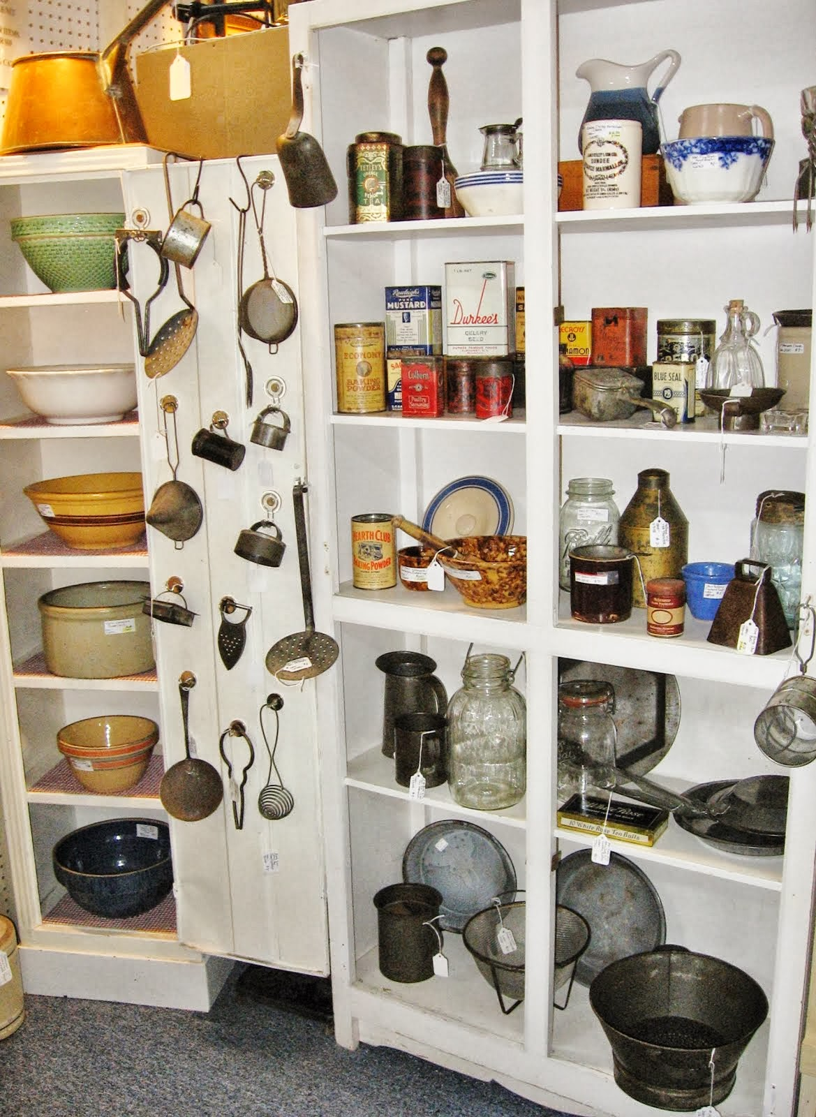 Kitchenware Section....