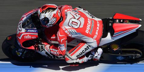 Ducati GP15 Tak Akan Hadir Di Uji Coba Valencia
