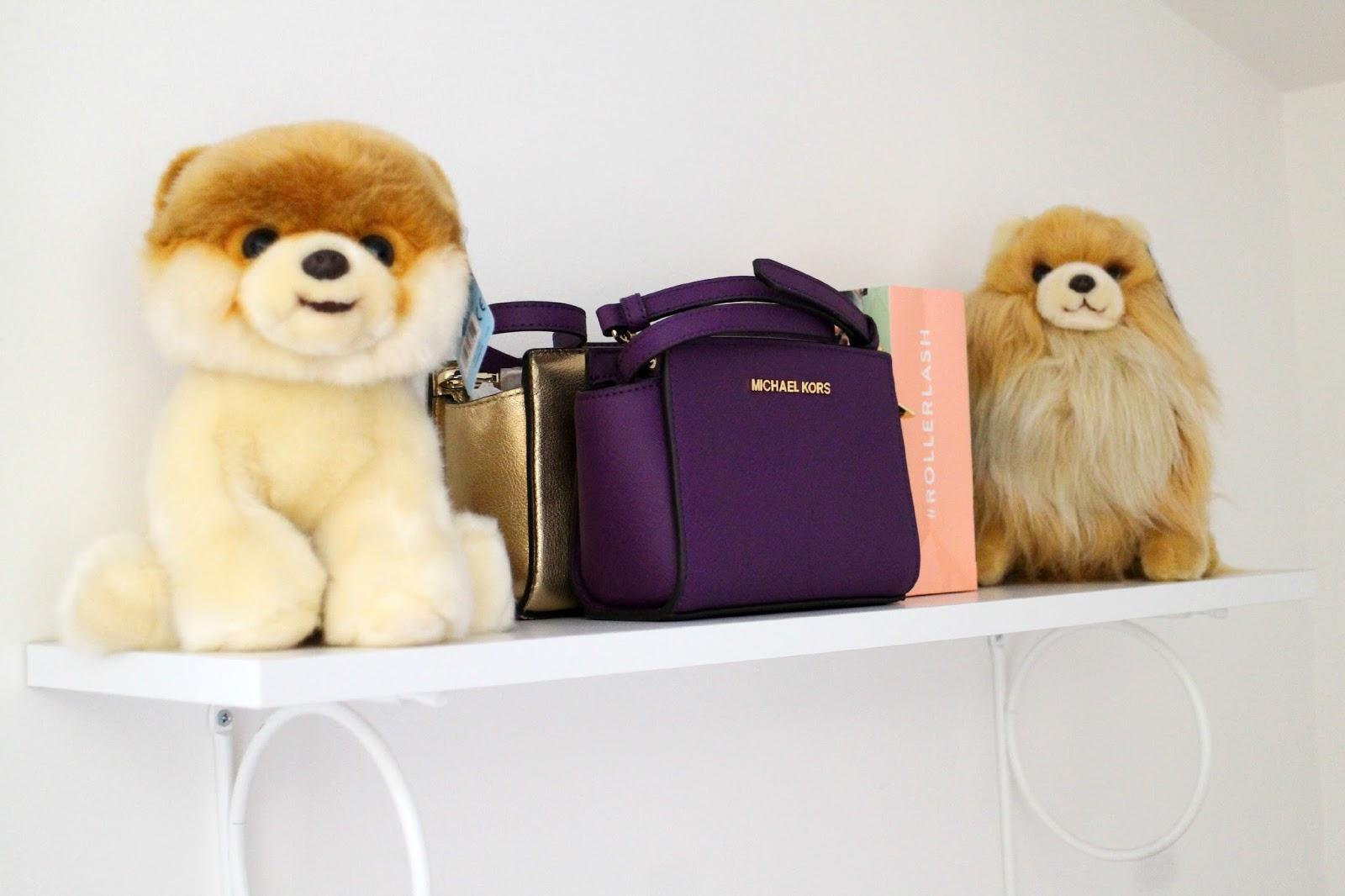 Michael Kors Mini Selma Handbag