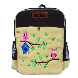 tas ransel anak, tas ransel lucu, aneka tas anak