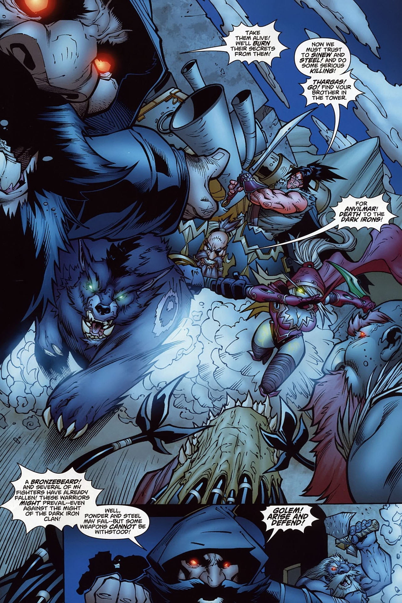 Read online World of Warcraft comic -  Issue #10 - 14