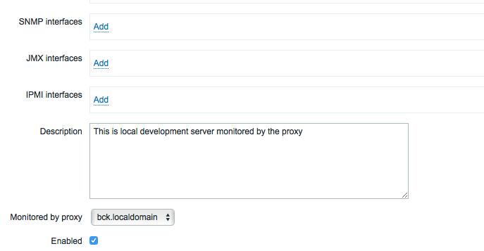 Install Zabbix proxy on CentOS 7 ~ Dilli's Oracle/MySQL Linux Blog