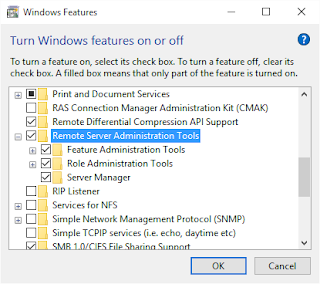 Remote Server Administration Tools (RSAT) for Windows 10 Released - Full Download and Installation Guide 8