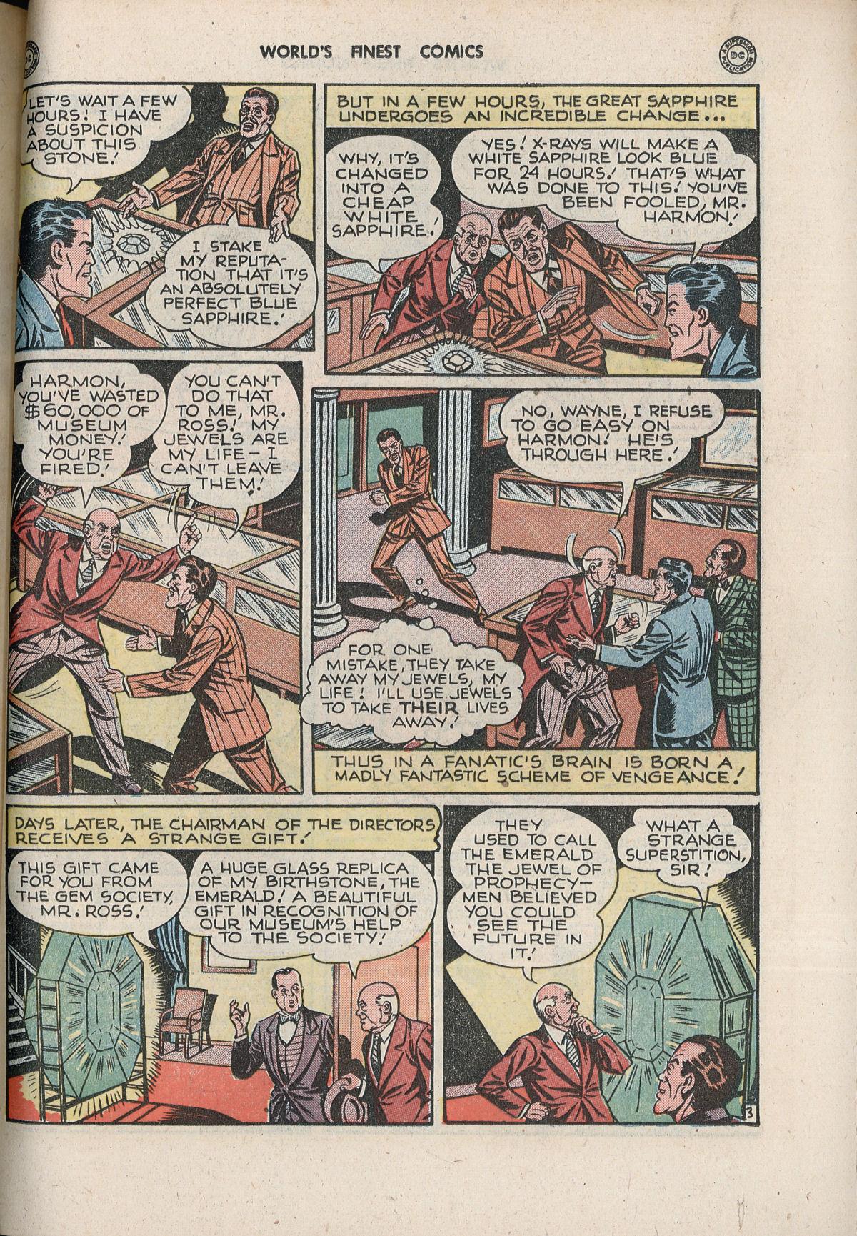 Read online World's Finest Comics comic -  Issue #33 - 63