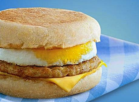 Sausage McMuffin with Egg, Easy Saving Tips with Jimat Jimat McD, Easy Saving Tips, Money Saving Tips, Jimat Jimat McD, Happy Meal, Buy 1 Free 1