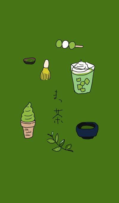 MACCHA GREEN TEA