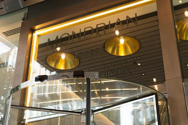 mondrian hotel londra