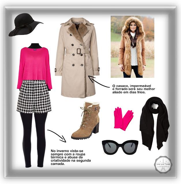 look inverno europeu - como se vestir para o inverno