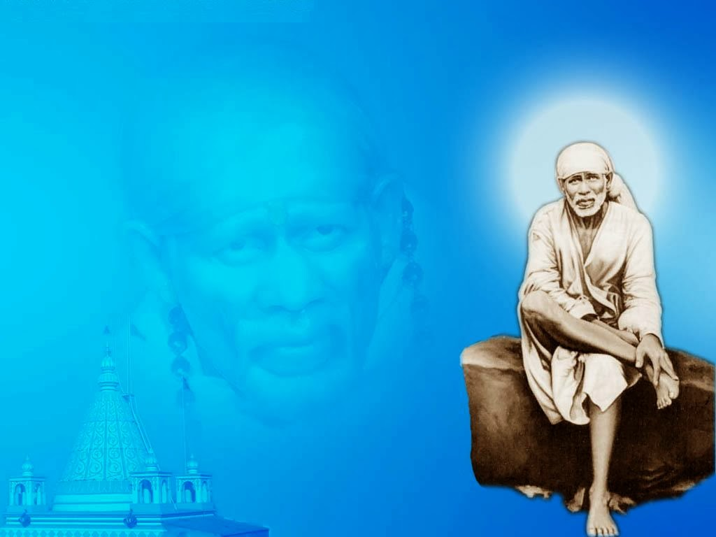 Download Sai Baba Latest Wallpapers Gallery: Sai Baba HD Wallpapers Collection Free Download